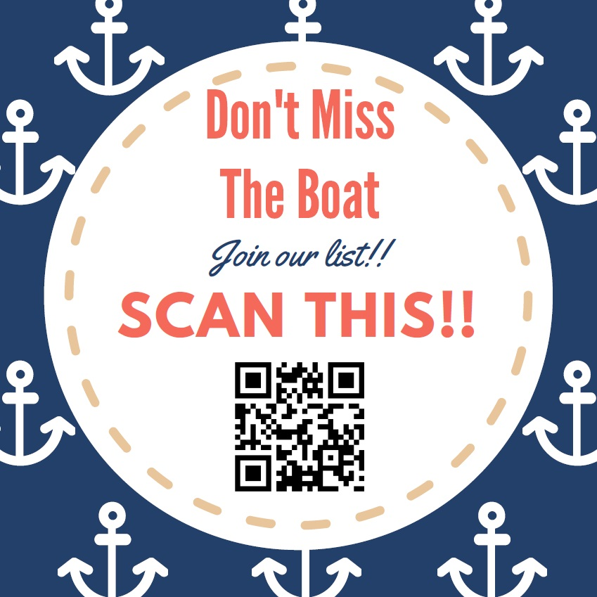 QR Code - Captain Joe's Seafood, Georgia
